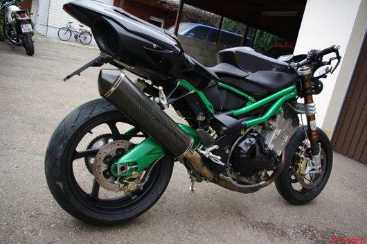 Bild Benelli Tornado RS von Yamsianer