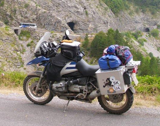 Bild BMW R 1150 GS von Ralf