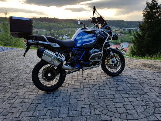 Bild BMW R1200 GS ADV von arni.r
