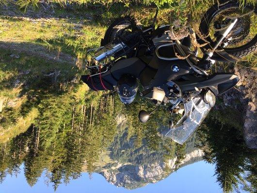 Bild BMW R1200GS Adventure  von