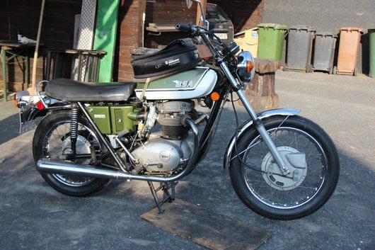 Bild BSA A650 von Eggy001