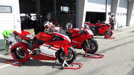 Bild Ducati 1098 von vE