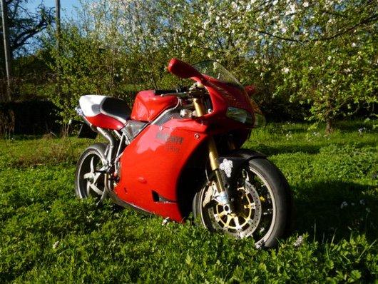 Bild Ducati 996R von magicracer