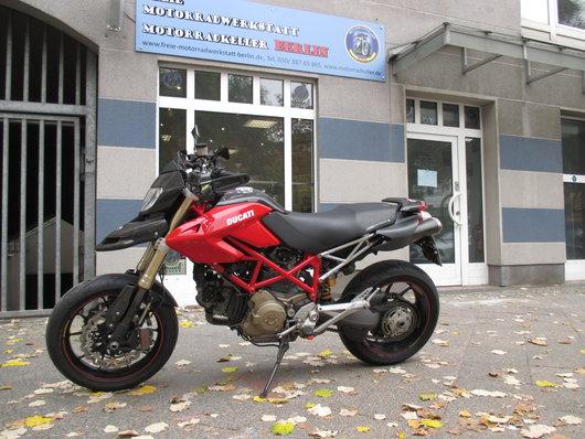 Bild Ducati Hypermotard 1100 S Hypermotard 1100 S von Cro1de