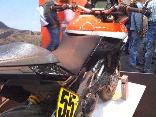 Bild Ducati Multistrada 1200 S von mopped-rolf