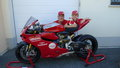 Ducati Panagali R klein