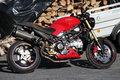 Ducati S4R Monster klein