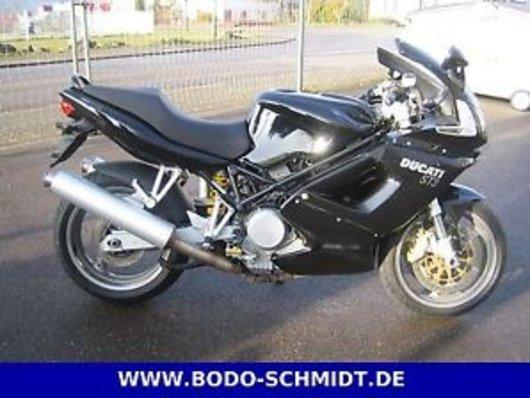 Bild Ducati  st3 von Michi