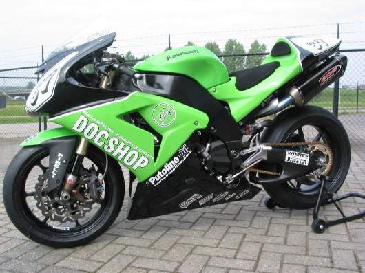 Bild Kawasaki ZX10RR von Greg