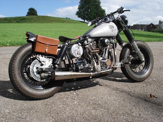 Bild Harley Davidson FL 1200 von martin.schwank1