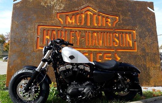 Bild Harley-Davidson Forty-Eight von Mona Erh