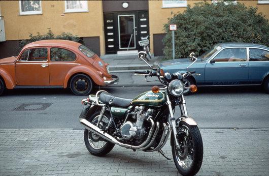 Bild Harley Dvidson FLH von clar67