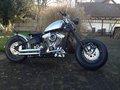 Harley eigenbau