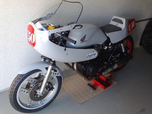 Bild Honda 250 von Walter