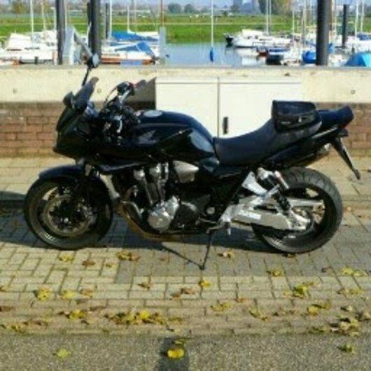 Bild Honda CB 1300 von Cbmicha
