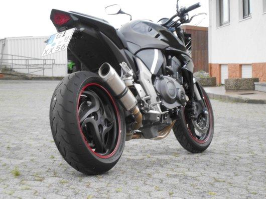 Bild Honda CB1000R von Manu