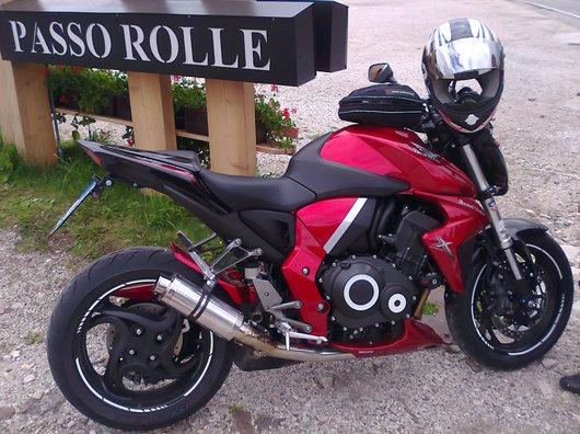 Bild Honda CB1000r von derhondahans