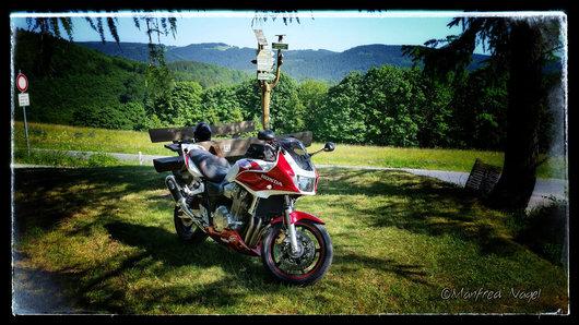 Bild Honda CB1300 Super Bol d`or von Manfred