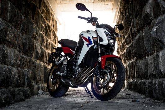 Bild Honda CB650 von BladeRider