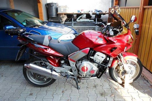 Bild Honda CBF 1000 sc58 Bj. 2007 von husa020560