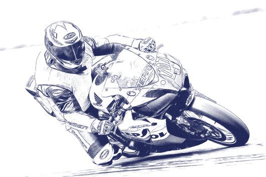Bild Honda CBR 1000 RR (SC57) von Schrotti