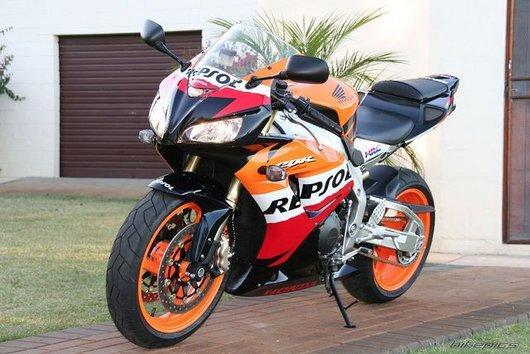 Bild Honda CBR 1000 RR von Ninja