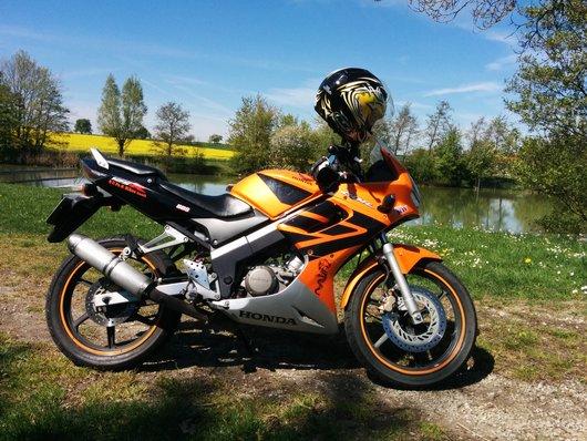 Bild Honda CBR 125R von Braapppppp