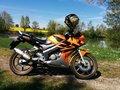 Honda CBR 125R klein