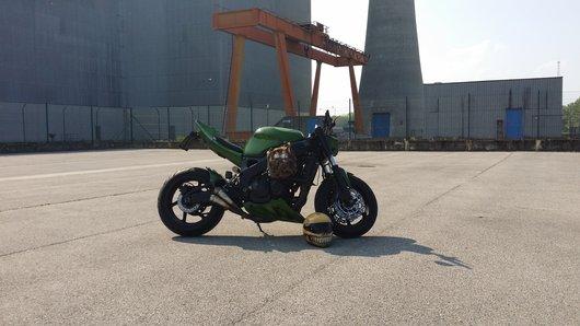 Bild Honda CBR 900 RR von streetfighterII