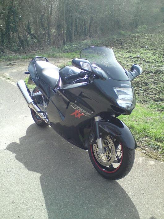 Bild Honda CBR1100XX von Cbmicha