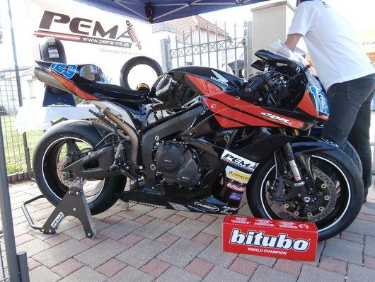 Bild Honda CBR600RR von pema2016