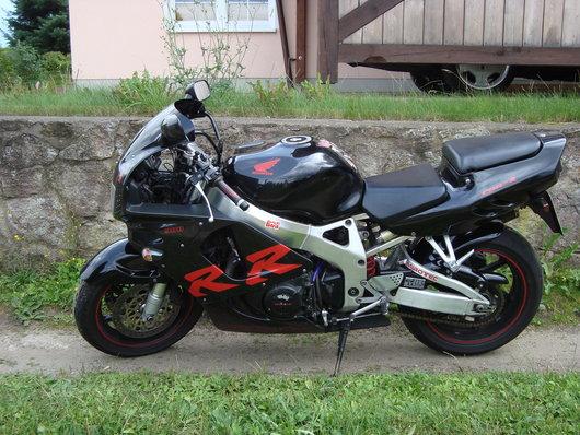 Bild Honda CBR900RR Fireblade von andreas.lippert.9