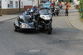 honda Goldwing  GL1500 Hannigan sidecar