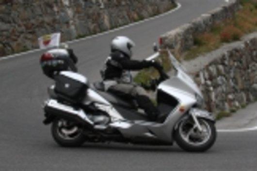 Bild Honda Silver Wing FJS 600 von Ralf53