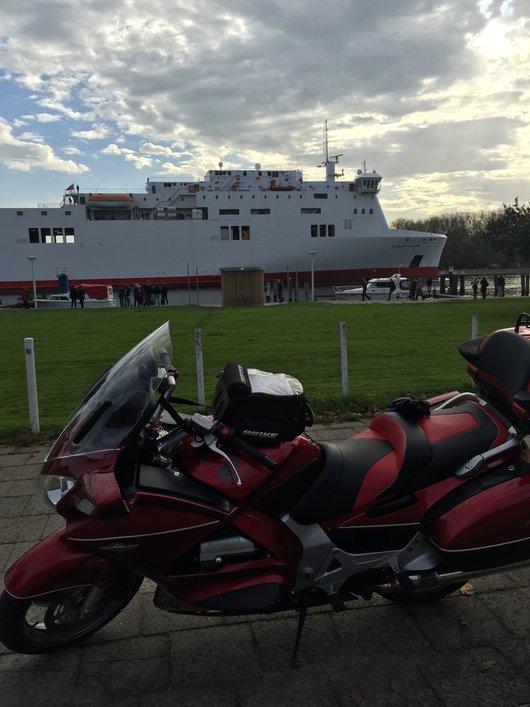 Bild Honda ST 1300 Pan European von Inselfürst
