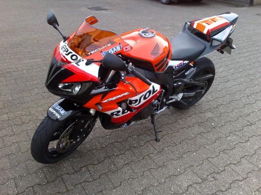 Bild Honda CBR1000RR06 von Hondadriver79