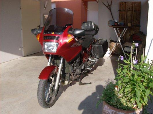 Bild Kawasaki 1000 GTR von MrKawasaurus