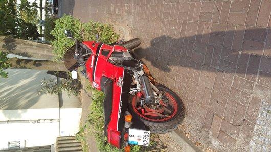 Bild Kawasaki GPX 750 R von ElCaballero