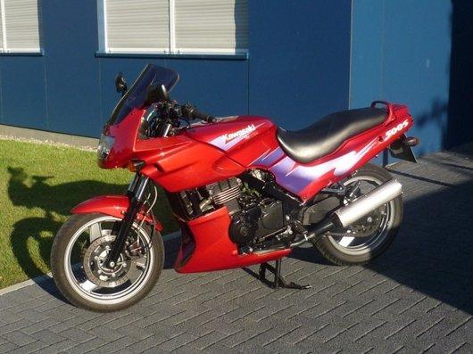 Bild Kawasaki GPZ 500 S von richi1990