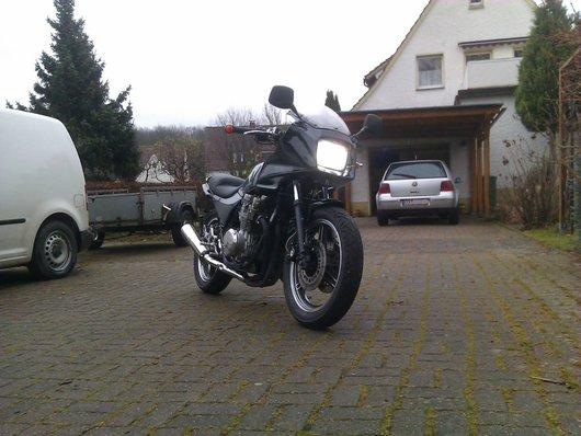 Bild Kawasaki GPZ 750 UT von Heinz-GPZ