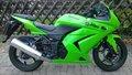 Kawasaki  Ninja 250 r klein