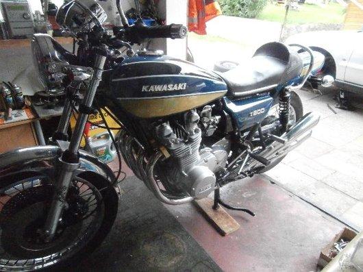 Bild Kawasaki Z 900 von ManniZ900