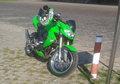 Kawasaki Z1000 klein