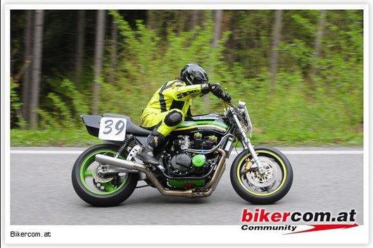 Bild Kawasaki Z1000J von Kawasakiclassicracer