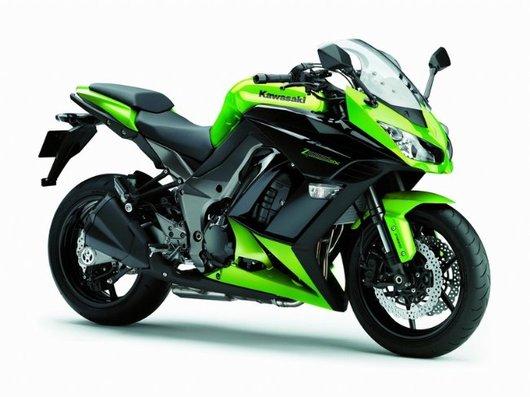 Bild Kawasaki Z1000Sx von BullDog