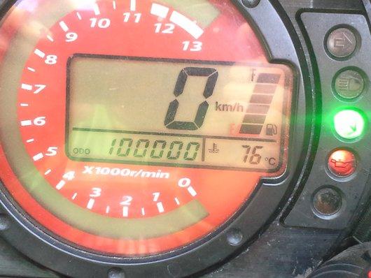 Bild Kawasaki  Z 750  2005 von Josef K