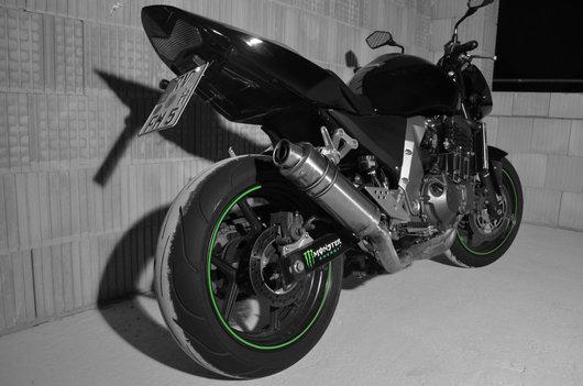 Bild Kawasaki Z750 von fuchsmarc