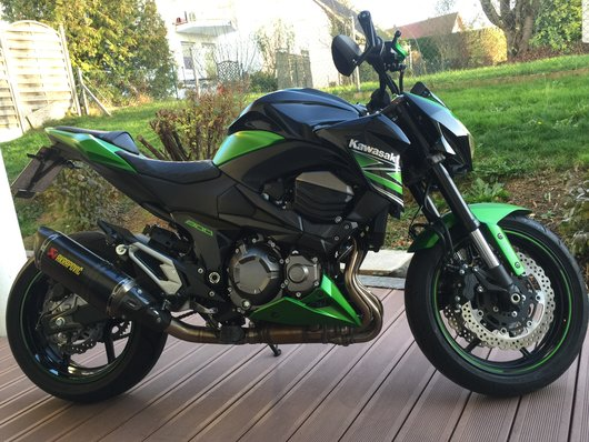 Bild Kawasaki  z800 (2015) von