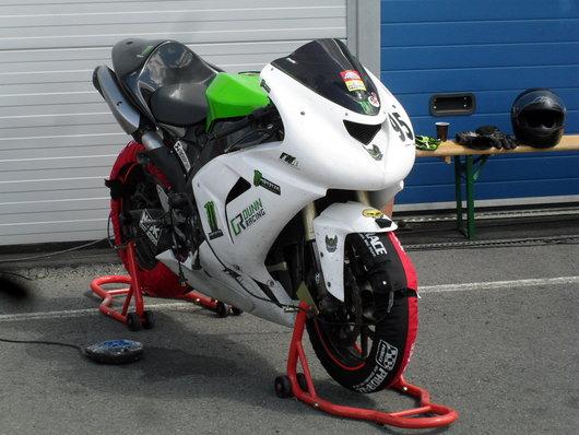 Bild Kawasaki ZX10R von Made