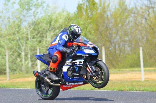 Bild Kawasaki ZX10R von Bikerfan89